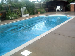 commercial swimming pool cleaners chesterfield