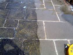 commercial patios, driveways and block paving cleaners chesterfield