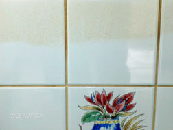 wall tiles & grout cleaning chesterfield
